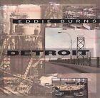 "Detroit by Eddie ""Guitar"" Burns (CD, Feb-1992, Evidence)"