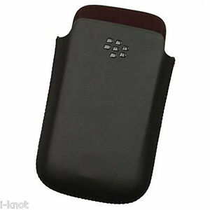Genuine-Blackberry-Leather-Pocket-Pouch-Case-For-9300-Curve-9780-9700-Bold-BLAK