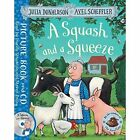 A Squash and a Squeeze: Book and CD Pack by Julia Donaldson (Mixed media product, 2016)