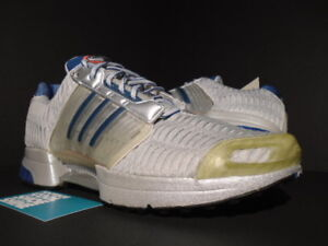 check out 7c4b8 66290 Image is loading 2002-ADIDAS-CLIMA-COOL-RUN-SILVER-METALLIC-BLUEPRINT-