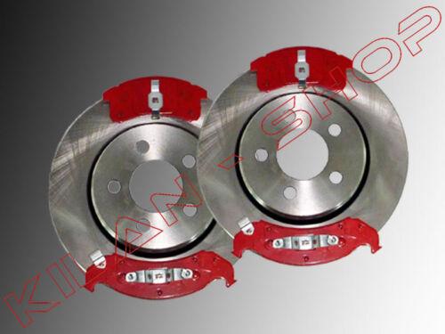 2x Bremsscheiben und Satz Bremsklötze vorne Chevrolet Camaro 1994-1997