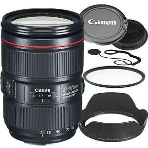 Canon EF 24-105mm f/4 II IS L USM Lens 13803274196