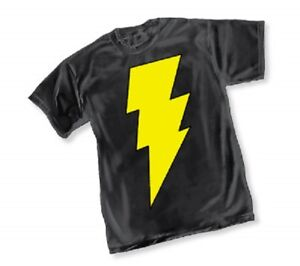 DC-SHAZAM-BLACK-ADAM-SYMBOL-Logo-BLACK-Adult-Officially-Licensed-T-Shirt-S-2XL