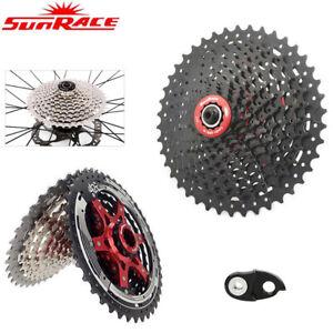 SunRace-8-9-10-11-Speed-MTB-Road-Bike-Cassette-Freewheel-Cogs-fit-Shimano-SRAM