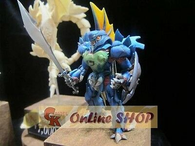 (b_643)aura Battler Sd Guitorre Unpainted Resin Kit