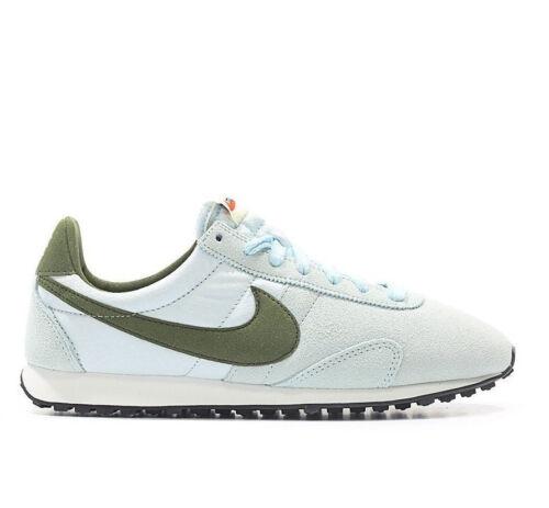 Nike Pre Montreal Racer Vintage Womens Shoe Glacier Blue Green 828436-405 Size 8