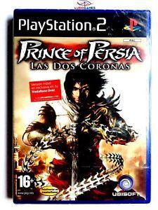 Prince-Of-Persia-Las-Deux-Coronas-PS2-Neuf-Scelle-Videojuego-Scelle-Nouveau-Spa