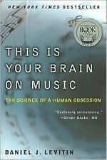 This Is Your Brain on Music: The Science of a Human Obsession-ExLibrary