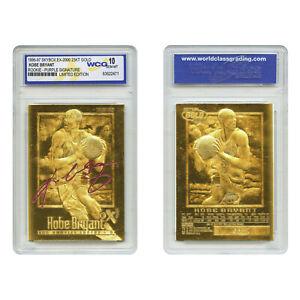 1996-97-KOBE-BRYANT-EX-2000-Credentials-23K-GOLD-ROOKIE-Purple-GEM-MINT-10