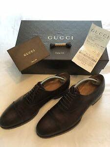 85f2b5ab245c Image is loading mens-gucci-shoes-size-7