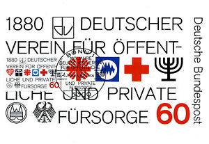 Maximumkarte-Deutschland-1980-Verein-Offentliche-Private-Fuersorge-Nr-1044-MK-148
