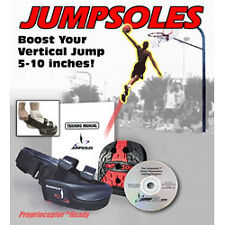 Jumpsoles v5.0 -INCREASE VERTICAL JUMP, SPEED & AGILITY