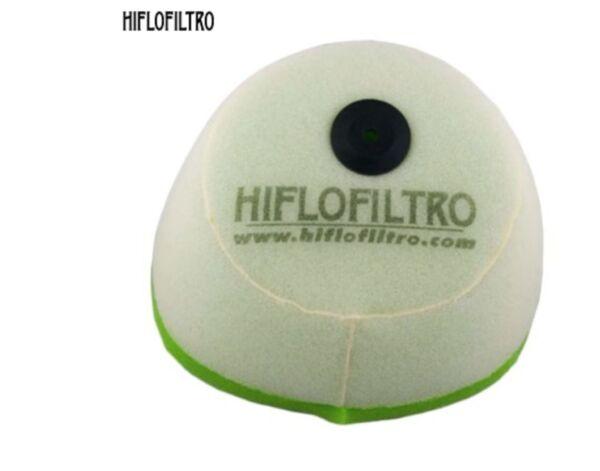 19108 Hff5013 Hiflo Filtro Aria Ktm 125cc 2t (all Models / Todos Modelos) 04-06 Una Custodia Di Plastica è Compartimentata Per Lo Stoccaggio Sicuro