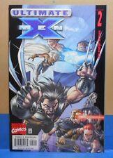 ULTIMATE X-MEN #2 of 100 2001-2009 Marvel Comics (Revised orgin and cast)