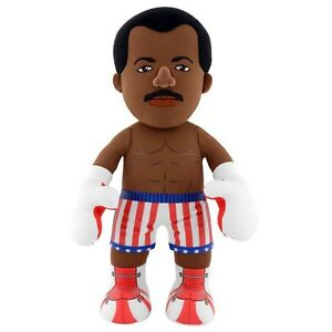 Peluche Plush Rocky : Apollo Creed 25 cm (Neuf)