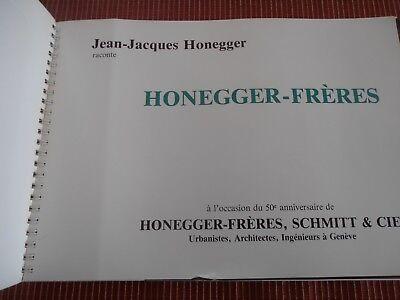 Honegger - Freres Geneve - Suisse - 50 Eme Anniversaire ( Ref 57 ) Venta Especial De Verano