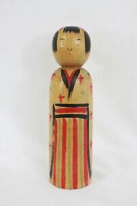 Dento-Kokeshi-Vintage-Bambola-Giapponese-Kijiyama-Made-in-Japan-053