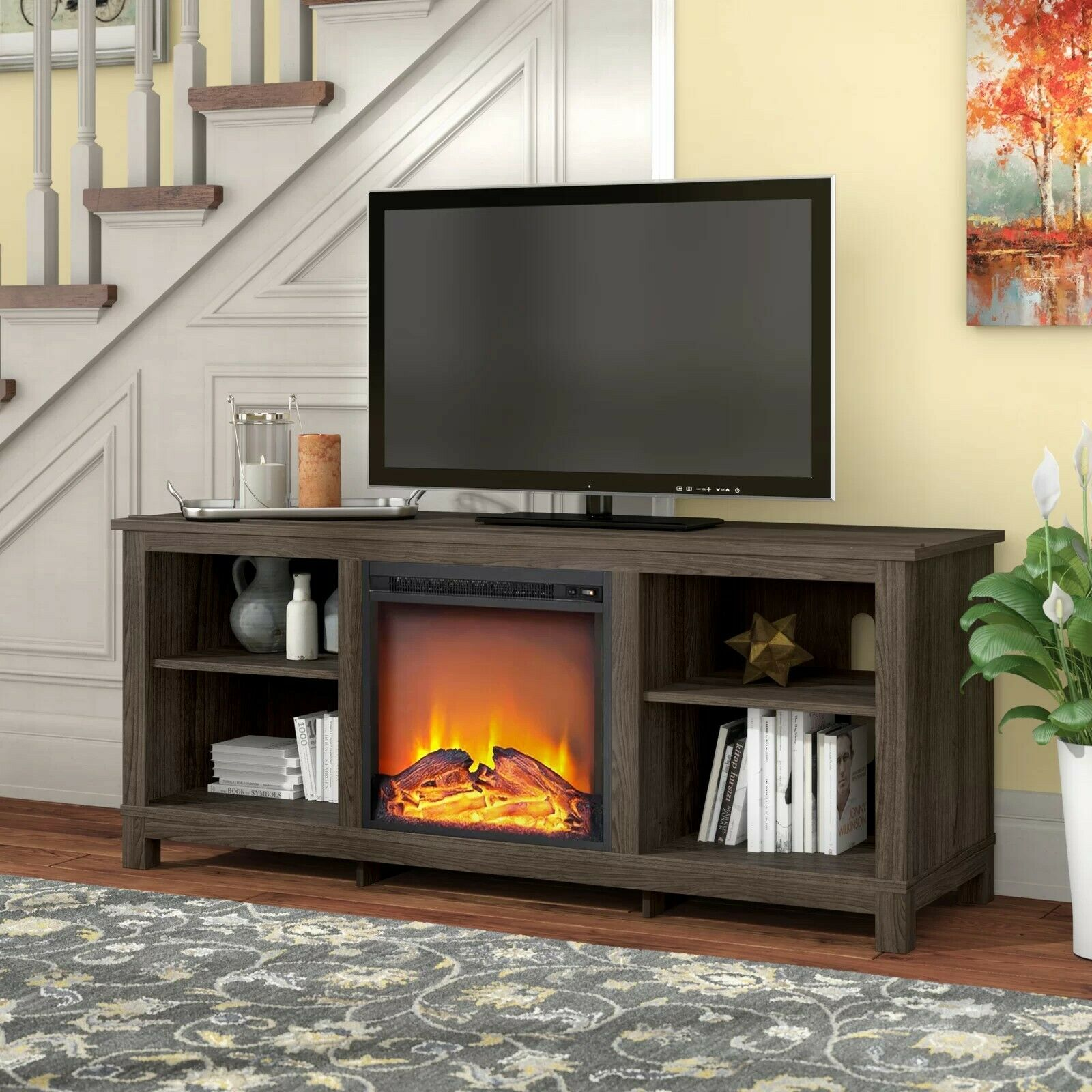 Alcott Hill Rohrbaugh Tv Armoire For