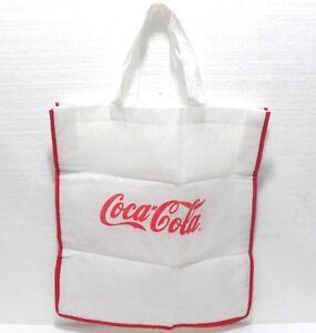 Coca-Cola - BORSA SHOPPER, TEMPO LIBERO - cm. 37x8,5 h 40 TESSUTO NON TESSUTO