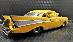 Hot-Rod-1-1957-Chevy-Dragster-Drag-Race-Car-24-NHRA-Chevrolet-Built-Model-Sport