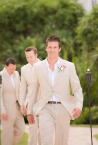 2018 New Arrival Summer Men Beach Wedding Suit Hot Sale Best Man ...