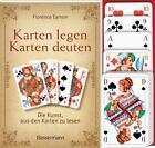 Karten legen - Karten deuten (Set) von Florence Eymon (2016, Gebundene Ausgabe)