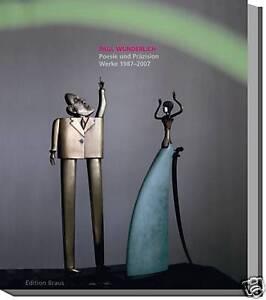 Fachbuch-Paul-Wunderlich-1987-2007-Poesie-amp-Praezision