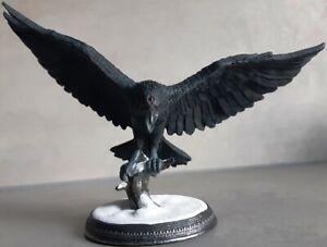 Game-of-Thrones-Sammler-Modell-Three-Eyed-Raven-Subscriber-Special-Eaglemoss-3