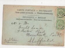 Arnold Lamm Beeton Road Meersbrook Park Sheffield 1899 446b