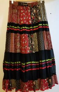 Ribbon o Size One Fits Long Brand Tags Streamline New Most Skirt W 7nORRx