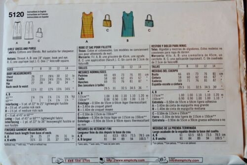 TODDLERS GIRLS /& JRS DRESS PANTS TOPS Sew Pattern  Sz 1//2-17//18 UC//FF U PICK