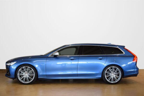 Volvo V90 2,0 T6 310 R-Design aut. AWD - billede 1