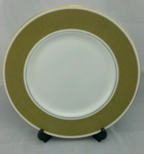 Image is loading Royal-Doulton-034-Antique-Gold-034-Pattern-H5005- & Royal Doulton