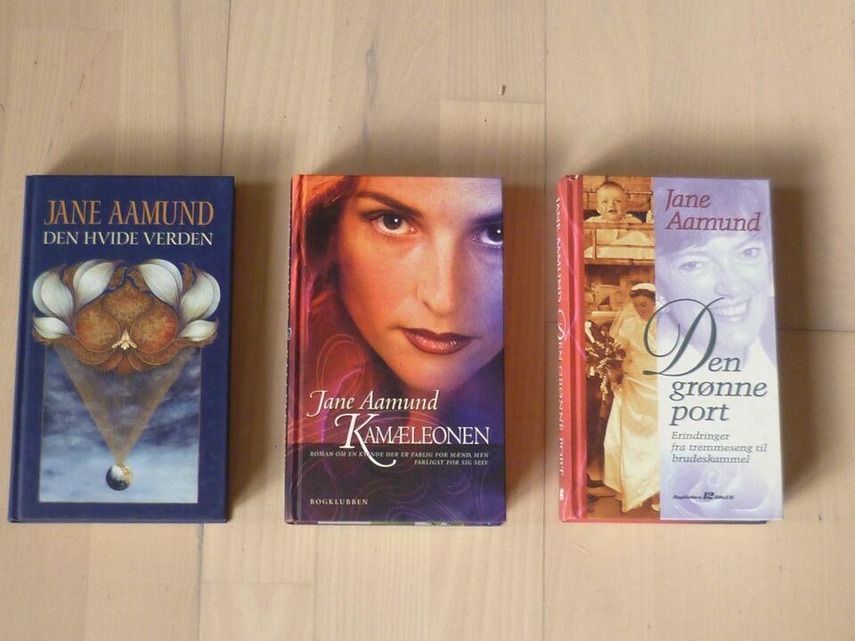 bøger af jane aamund