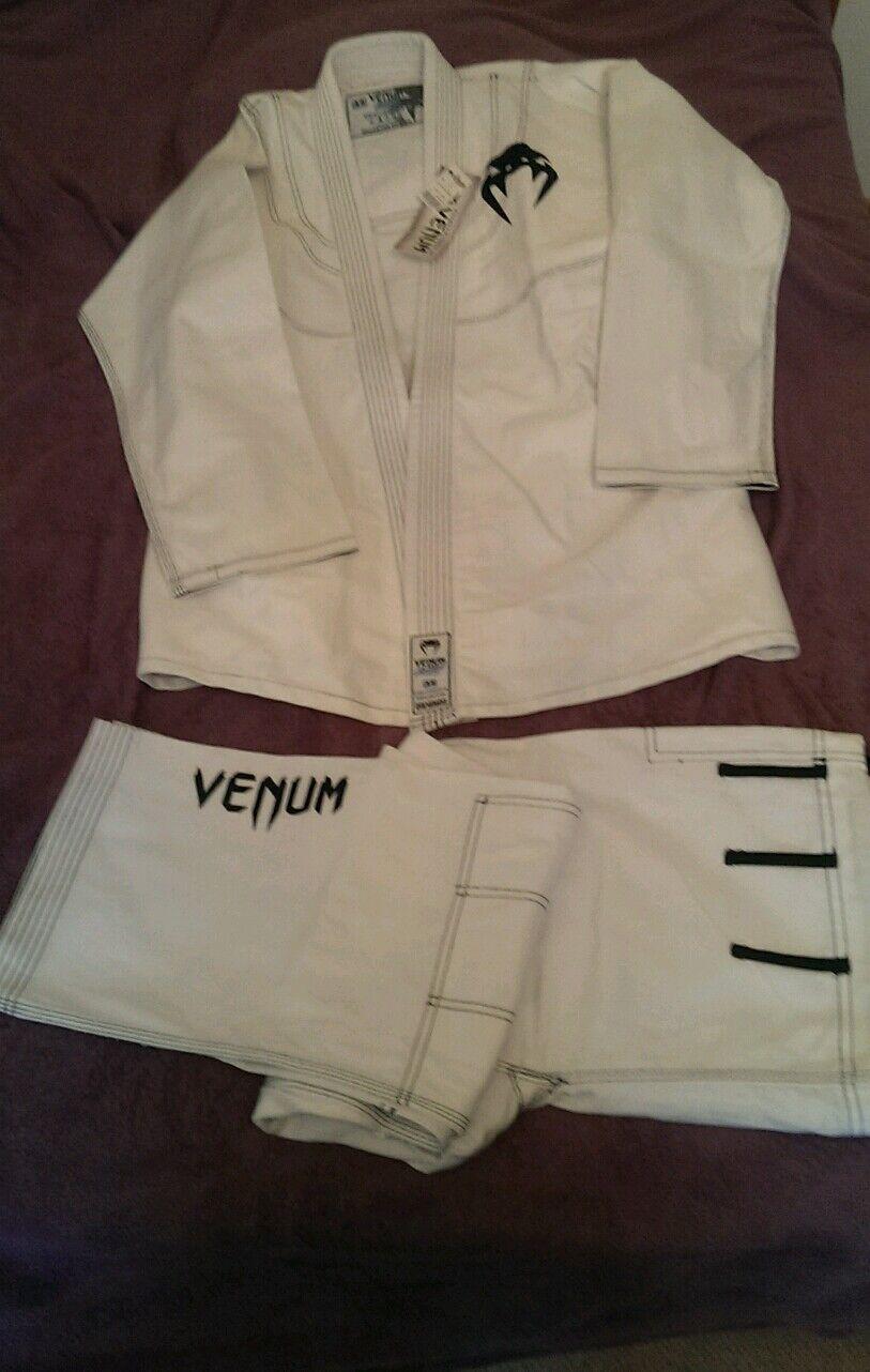 Venum Challenger A4 GI BJJ MMA brand new