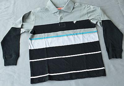 4-5,6-7,10-12 /& 14-16 YRS Wrangler Boys Long Sleeve T Shirts NEW SIZES