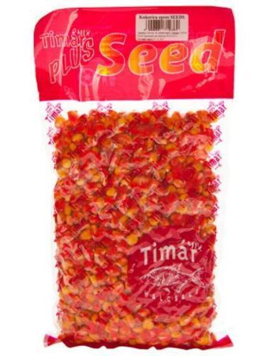 Timar Seeds Mais Erdbeere 1kg KÖDER FERTIGPARTIKEL PARTIKEL VORGEKOCHT AROMAMAIS