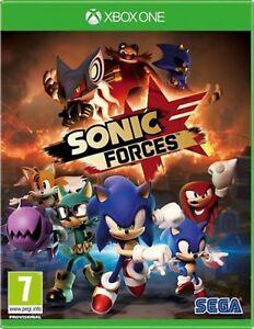 Fuerzas-de-Sonic-Edicion-de-bonificacion-Xbox-One-Excelente-Estado-Como-Nuevo-Envio-Rapido