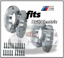 12mm /& 15mm Hubcentric Wheel Spacer Adapter For BMW 528e E28 Year 1984 COMBO SET