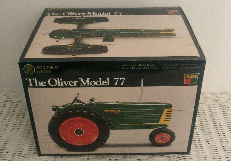 4 Toy Ertl 1 16 Precision Model 77 Oliver Tractor