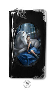 Anne-Stokes-purse-amp-wallet-combination-featuring-3D-image-of-Blue-Moon