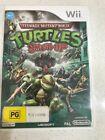 Nintendo Wii Game Teenage Mutant Ninja Turtles Smash Up