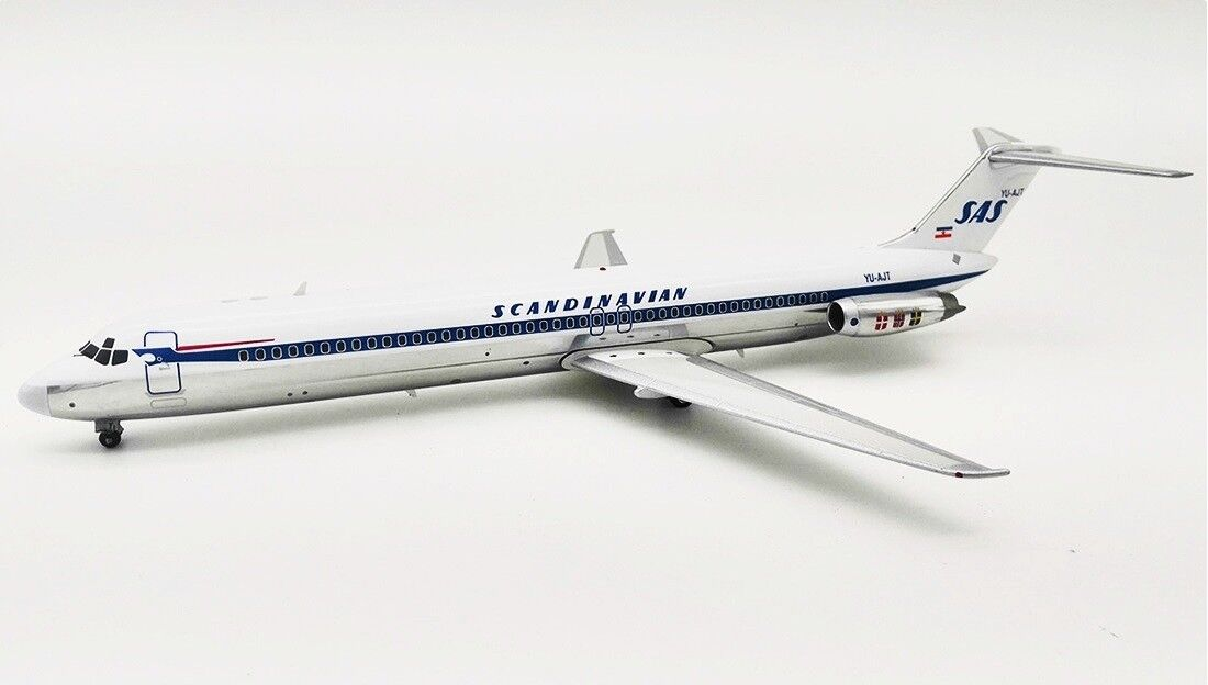 Influght 200 IFD951SK0219BP 1  200 Scandino Airlines Dc -9 -51 Yu -Ajt W  Suppo
