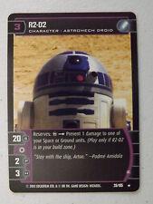 Star Wars TCG - Jedi Guardians -  R2-D2 (E) 28/105 NM/Mint