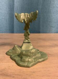 IDEAL-Manglors-Figure-GREEN-Stand-FANTASTIC-SHAPE-HTF-Rare-1983-1984