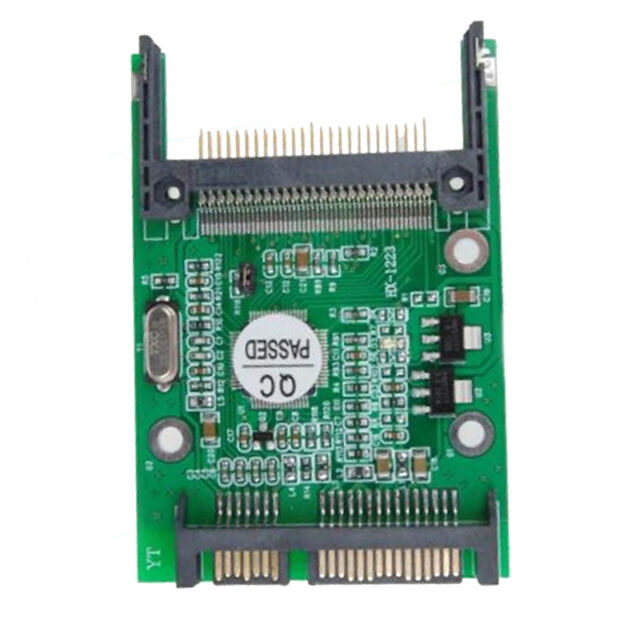 Compact Flash CF to Serial ATA SATA Adapter Converter Ps/2 female to usb male
