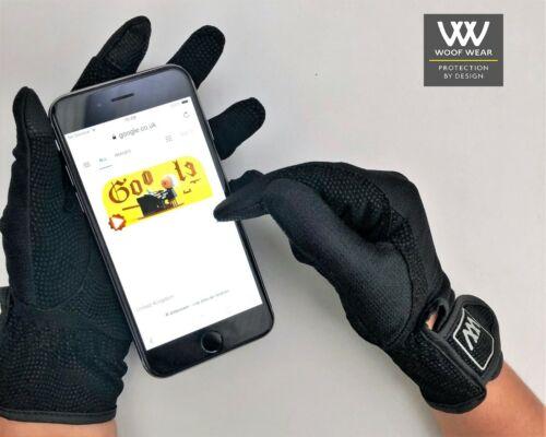 Woof Wear Connect Gants-Smart Phone Équitation Équitation Gants