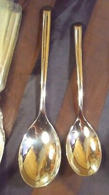 Service for 12 Flatware Set 18//8 Stainless Steel Extra Heavy Weight 60 Pcs NIB