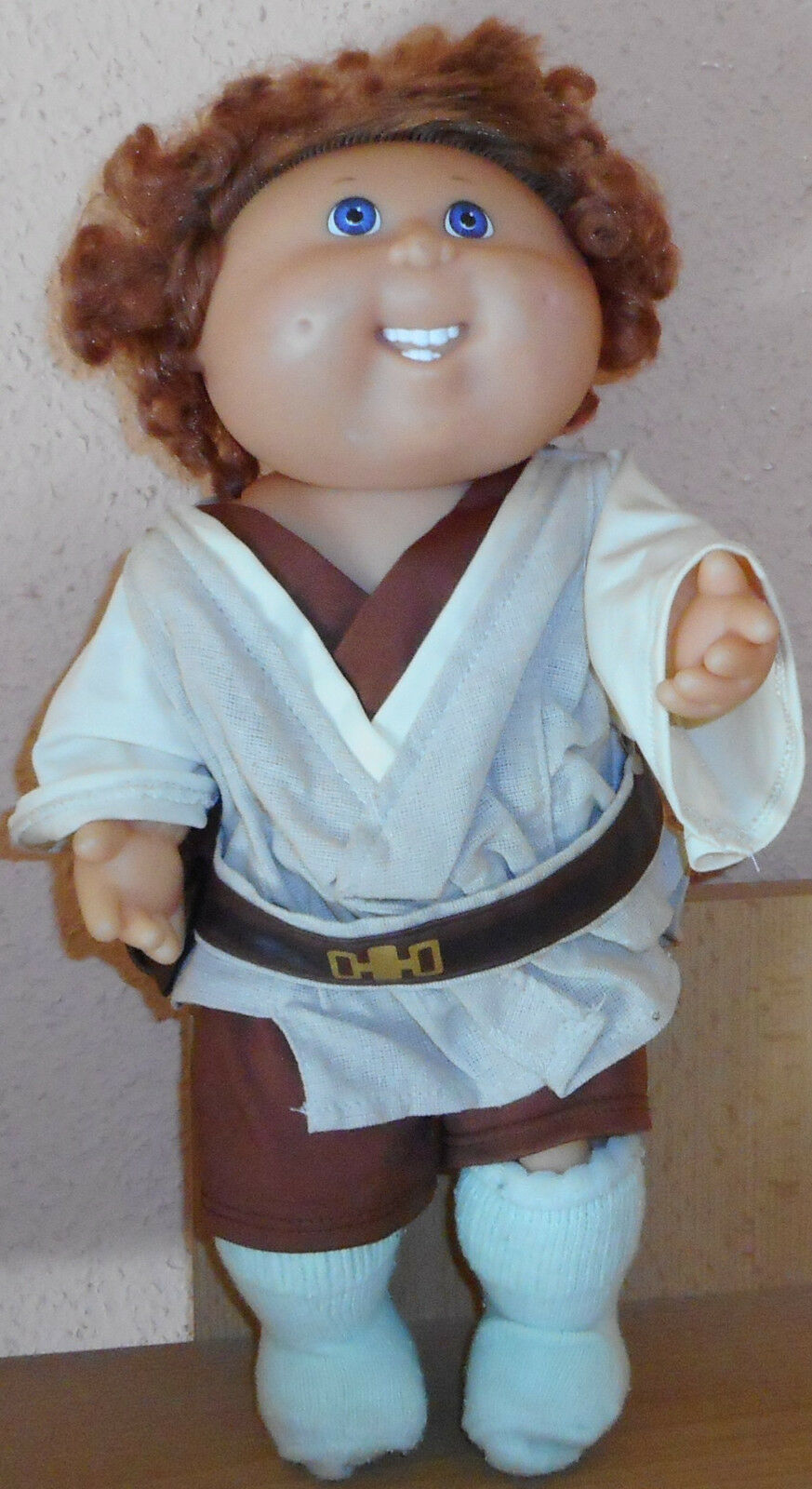 Cabbage Patch Kids Puppe in Star Wars Kleidung   Kohlkopfpuppe