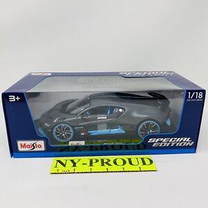 Maisto-2020-Bugatti-Divo-Edicion-Especial-1-18-Estilo-Exclusivo-Envios-Gratis-Rapido